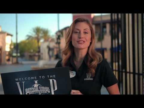 V.I.P. Experience at Universal Studios Hollywood