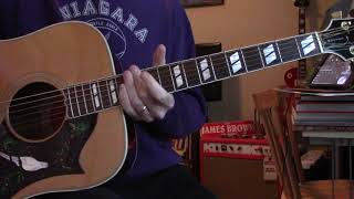 Moonlight Mile (Lesson) - Rolling Stones