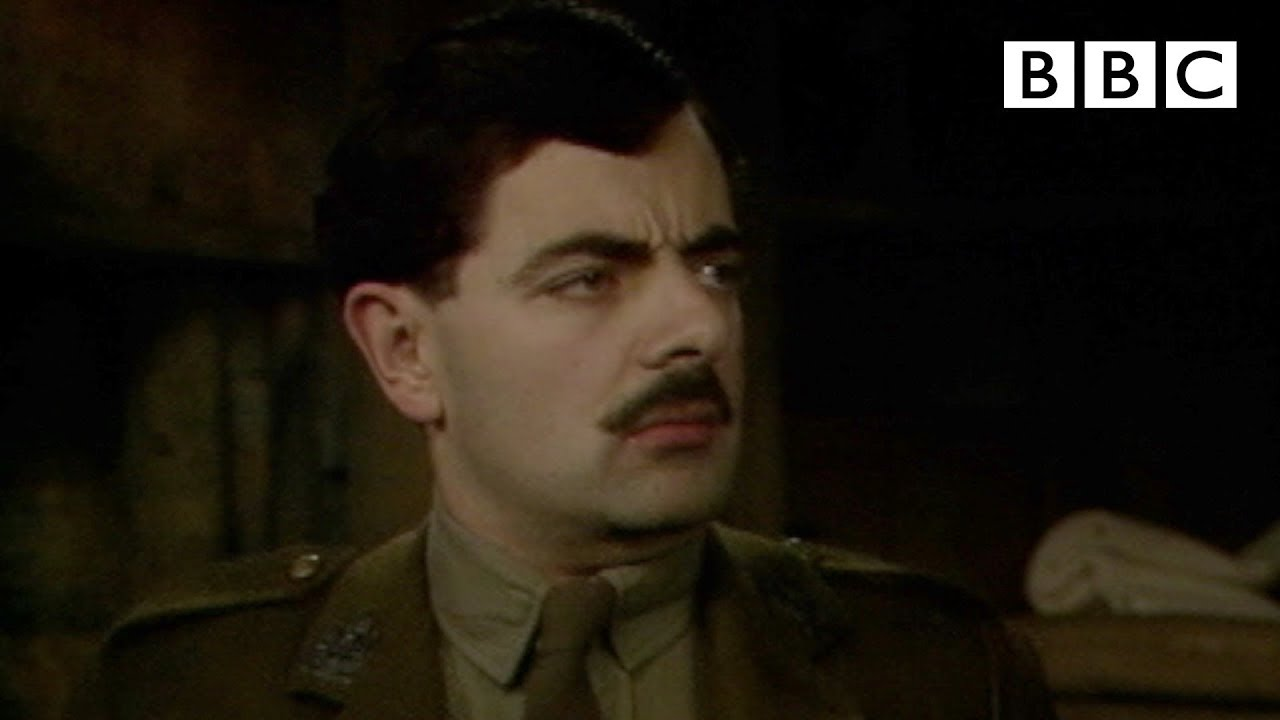 Why Blackadder shot a delicious, plump-breasted carrier pigeon - BBC
