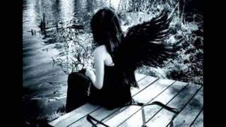 un angel llora con letra Resimi