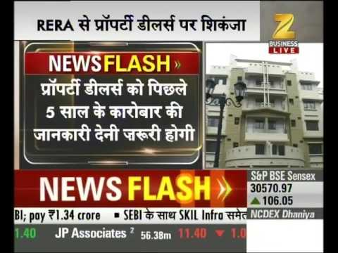 Property dealers need to give ITR of last 3 years after RERA