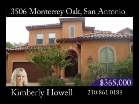 3506 Monterrey Oak, San Antonio, TX $357,500