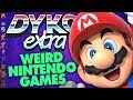 "Nintendo's Official ""Bootleg"" [Weird Nintendo Games] - Did You Know Gaming? extra Feat. Greg"