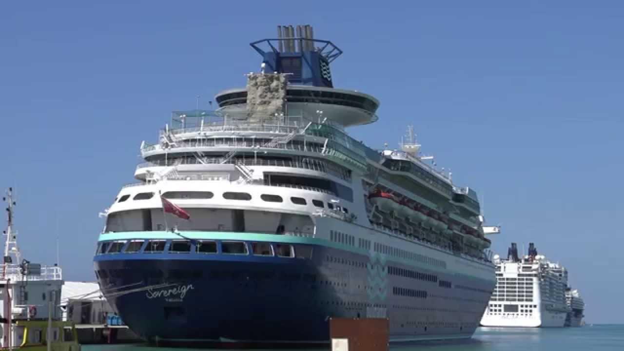 MS SOVEREIGN PULLMANTUR CRUISES YouTube - Ms sovereign cruise ship