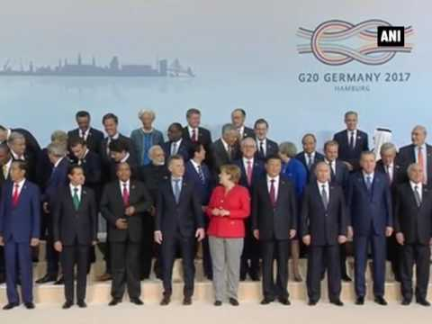 G20 Summit: World leaders pose for group photo - ANI News