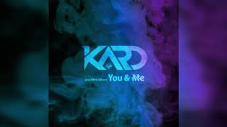 Kard 2nd mini album `you & me` 07. you in me (instrumental) (cd only) all copyrights to dspmedia© download link: https://drive.google.com/open?id=1agt02-_kgw...