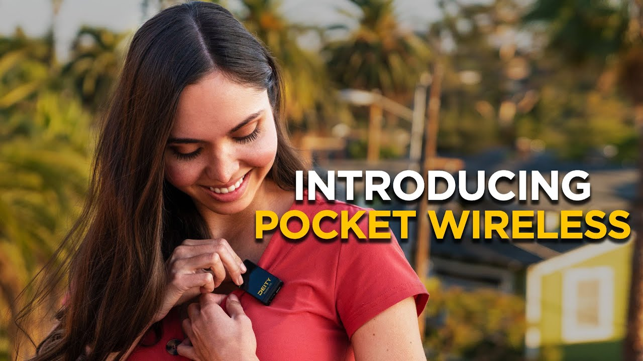 Download Introducing Pocket Wireless   Ultra-Compact Wireless Audio Solution