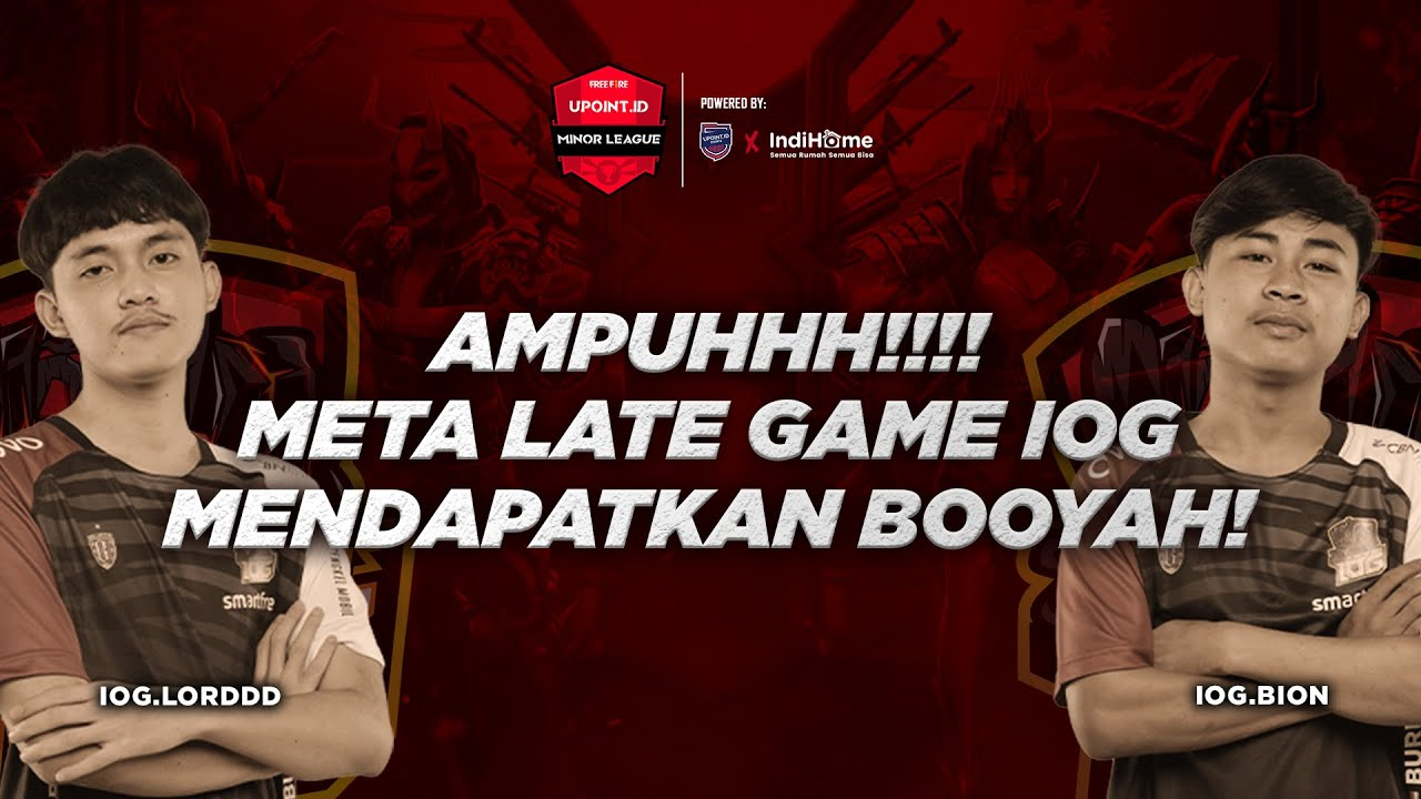 IOG BUKAN KALENG-KALENG!   UPoint Esports Minor League