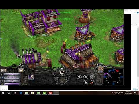 Tải game Battle Realms 2 - Cơn Thịnh Nộ Của Sói