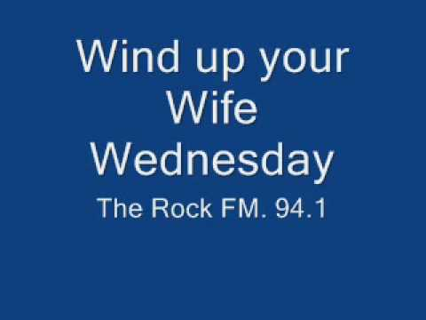 Prank Call -  Wind Up Your Wife - The Rock FM