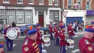 Portadown True Blues (2) @ Own Parade 2015