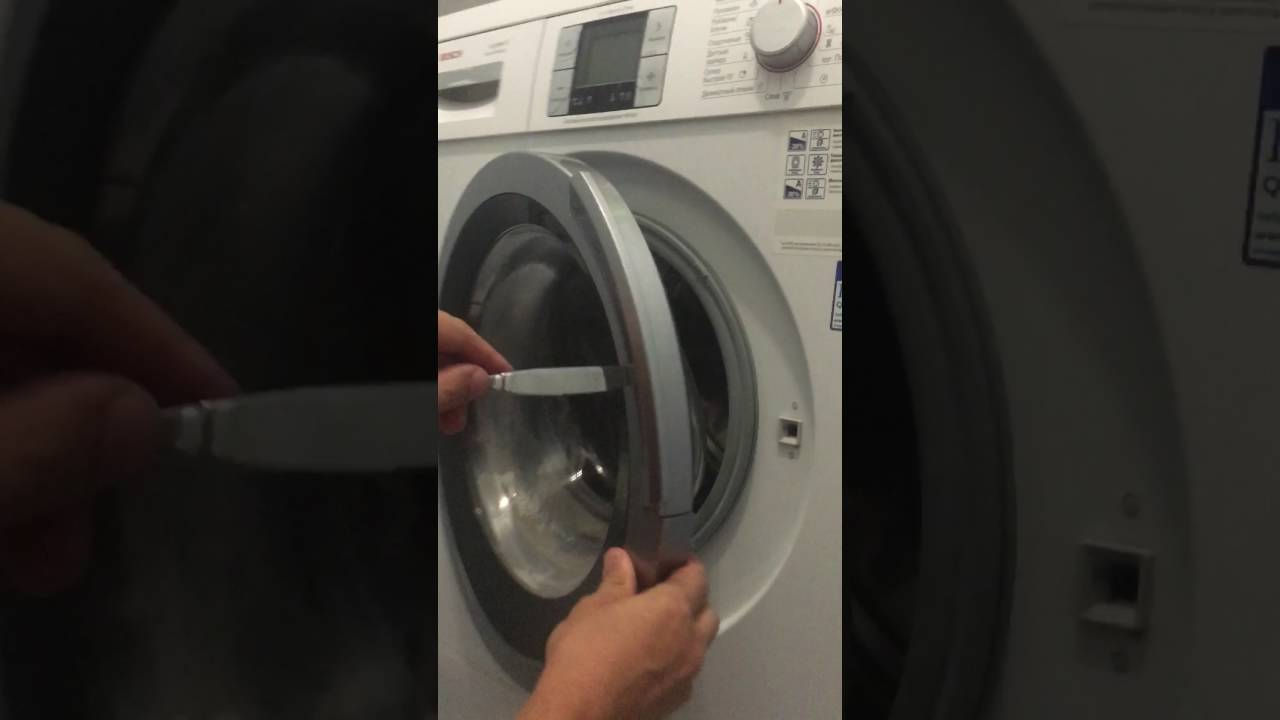 Dryer Replacement Parts >> Bosch Logixx 8 - YouTube