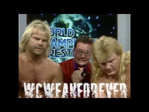 WCW Midnight Express 2nd ThemeWith Custom Tron