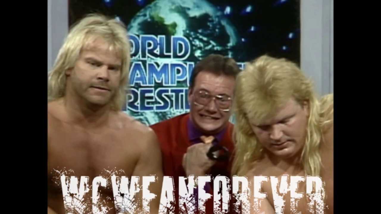 WCW Midnight Express 2nd Theme(With Custom Tron) |Music| Video