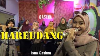 Hareudang || Pasukan Perrang || cover by Qasima