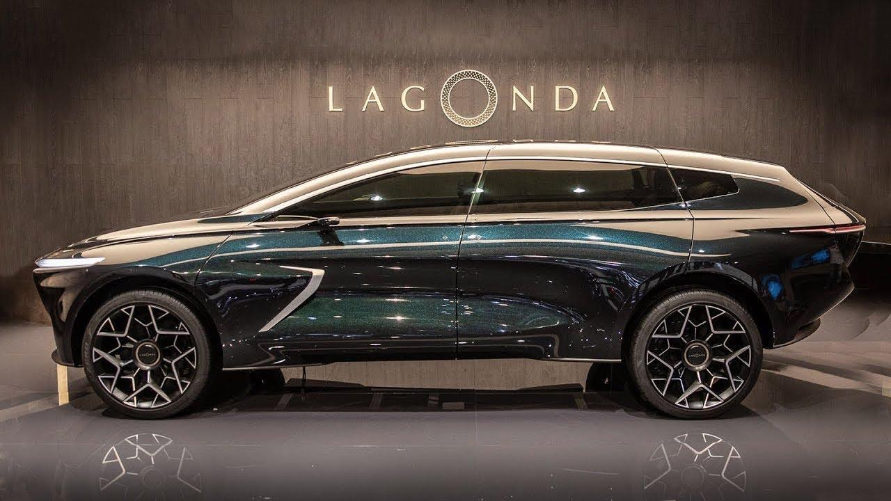 Ultra Luxury Aston Martin Lagonda All Terrain Concept Carfection Youtube
