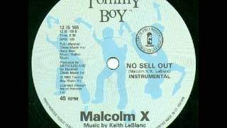 Malcolm X - No Sell Out 1983 Complete 12