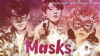 MASKS Imagine Jungkook   BTS EP 13 +18