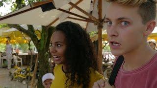 Experimentando Comidas Brasileiras | PARTIU RIO com Damon&Jo