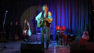 Gary Fjellgaard Performs Falcon and the Cowboy