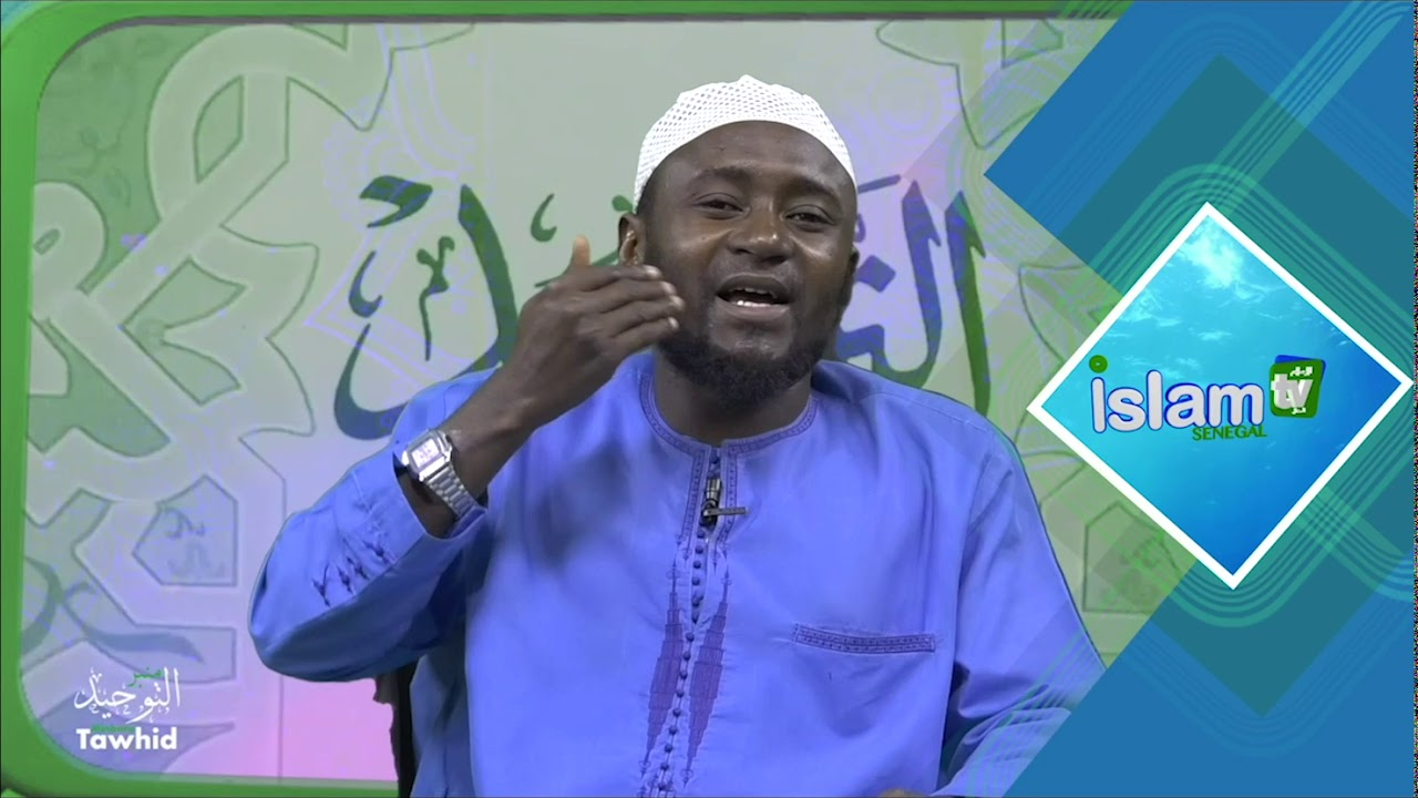 Ana lan moy Tawhid :extrait tribune du Tawhid Saison-01 épisode-02 Oustaz Omar Diallo HA