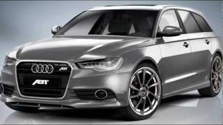 ABT Sportsline Audi AS6 Avant 2011 Videos