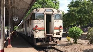 ミャンマー ヤンゴン環状線 JR キハ48