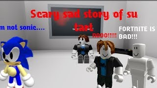 Scary Sad Story Of Su Tart (Roblox Short Film)