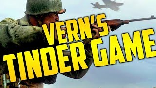 VERN'S TINDER GAME - Call of Duty WW2: Road to Commander - EP 4