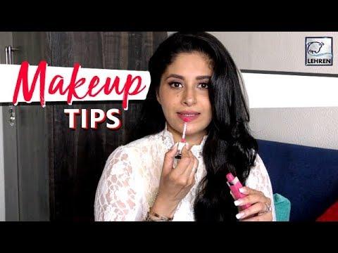 कैसे काम Product से करे बेहतरीन MAKEUP जानिए Shubhaavi Choksey से