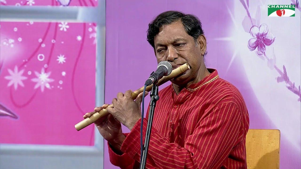 Ami Takhan Chilem Magan | Gaane Gaane Shokal Shuru | Tapan Mahmud | Tagore Song | Channel i | IAV