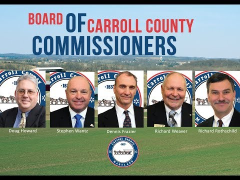 Board of County Commissioners Open Session Morning of March 8, 2018