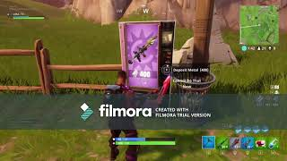 How VMA really plays (Fortnite Battle Royale)