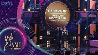 Harry Roesli - Bartje Van Houten - Benny Panjaitan - Legend Awards | AMI AWARDS 20th