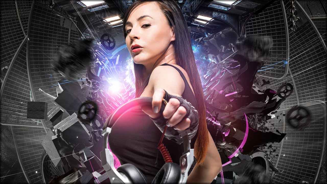 Anime Dj Wallpaper Stephanie Amp Blackwatch Heart For Hardstyle 118 Official