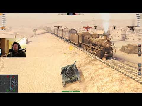 WoT Blitz - Командный рассинхрон. Когда все без мозгов - World of Tanks Blitz (WoTB)