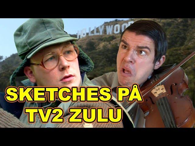 Vores sketches på TV2 Zulu