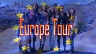 CIMORELLI EUROPE TOUR 2015 *Trailer!*