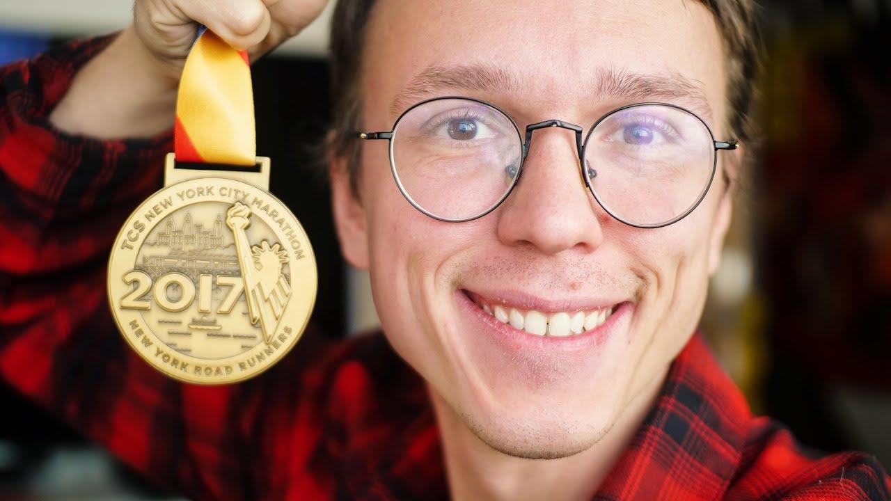 Wystawiam medal z maratonu na aukcję WOŚP!