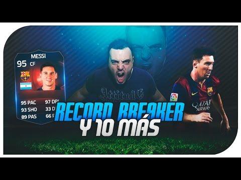 FIFA 15 | MESSI RB Y 10 MÁS | Ep3 | LLEGAN LOS OROS | DoctorePoLLo