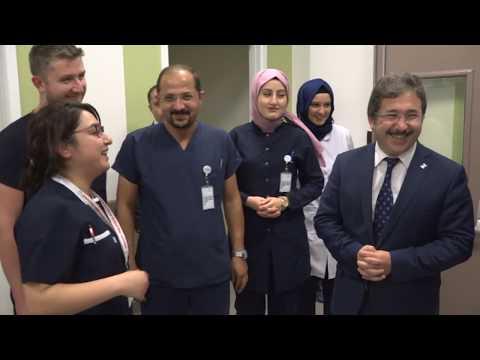 İl Sağlık Müdürü Doç. Dr. Ali...