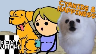 dogapella cyanide and happiness i like your hat