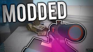 MODDED PHANTOM FORCES RETURNS... (roblox)