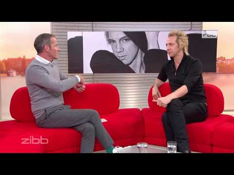 Interview Sven Ratzke new show (RBB/ ARD)