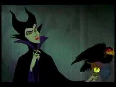 Sleeping Beauty-Maleficent(1/6)Maléfique French/Français