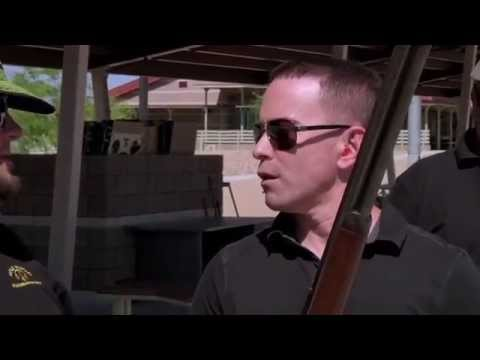 Pawn Stars:  Rare Winchester 4590 Rifle (That we try on the range!)