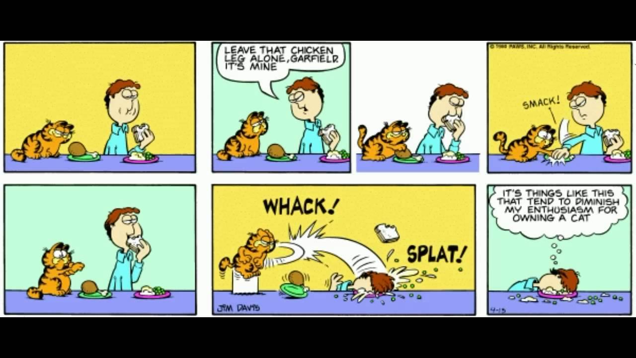 Garfield Comic Show Ep 23 Youtube