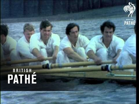 Boat Race & Training (1970-1979)