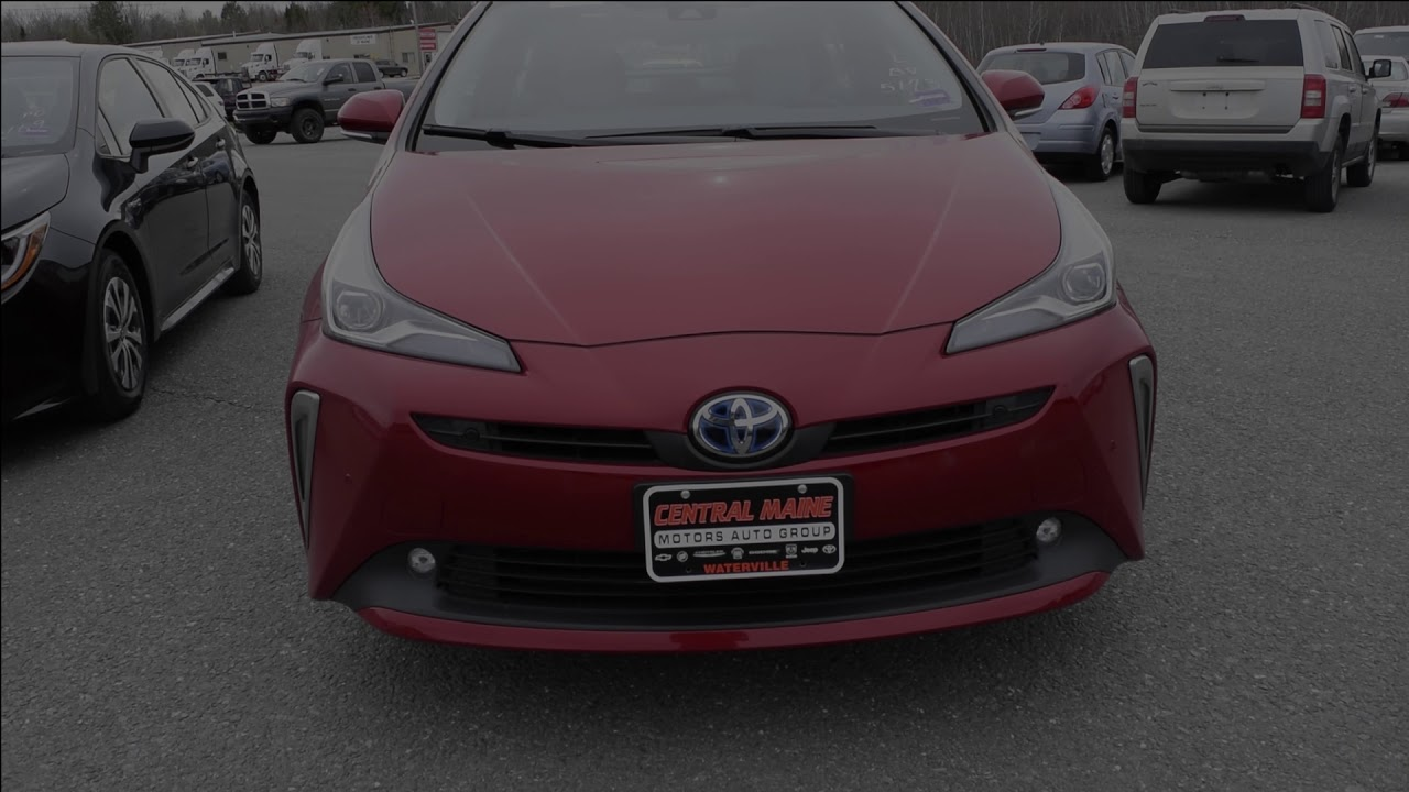 Central Maine Toyota >> Toyota Hybrids Done Right