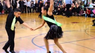 Ps 229 ballroom competition Swing